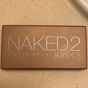 NEVER BEEN USED Naked2 Basics palette